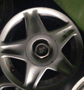 литые диски R14,