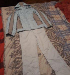 Куртка+ брюки утепленные