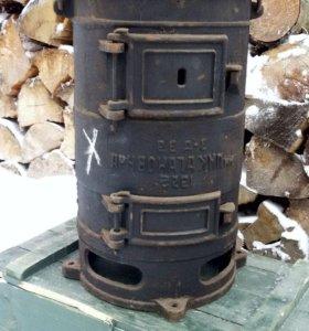 Печка буржуйка пов 32 и др. заводы