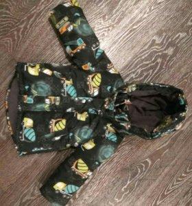 Куртка для мальчика р92