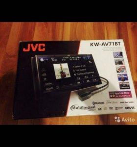 JVC KW-AV71BT