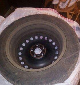 Зима шины и диски