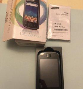 Samsung Galaxy Gio GT S5660