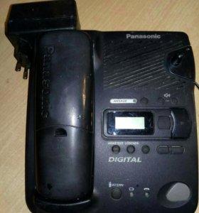 Стационарный телефон рабочий Panasonic из Германии