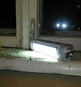 Светодиодный аккумуляторный светильник