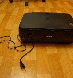 Цветной МФУ принтер canon MP280