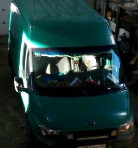 Форд транзит Ford tranzit FA 125-330