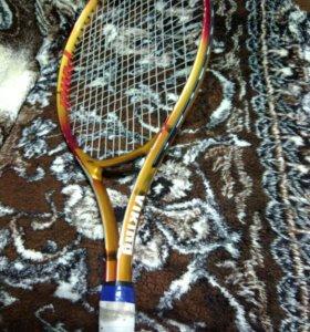 """Теннисные ракетки """"Viking"""" 3 шт.Обмен."""