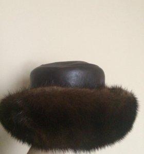 Шляпа из норки