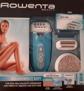 Rowenta Aquaperfect Soft EP9330