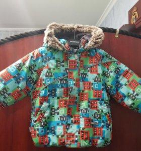 Куртка Lenne зимняя+краги+штаны