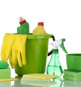 """""""Чистый дом"""" уборка жилых помещений, мойка окон"""