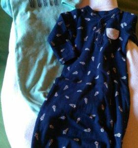 Пижамки carter's для малыша