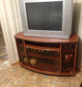 Тумба+телевизор