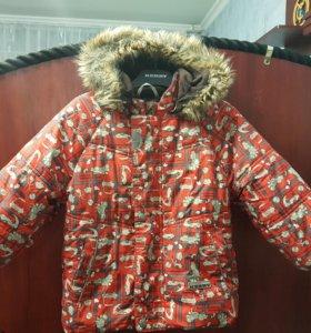 Куртка Lenne зимняя. Размер 98.