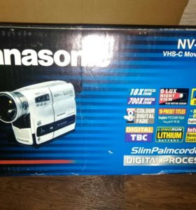 Видеокамера Panasonic NV-RZ 15
