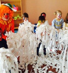 Детские, весёлые праздники