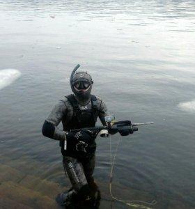 Гидрокостюм для подводной охоты + подарок 🎁
