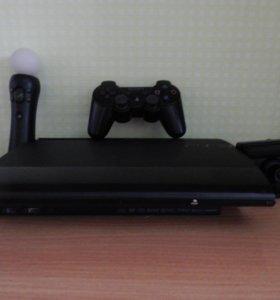 Игровая приставка PS 3 Super Slim