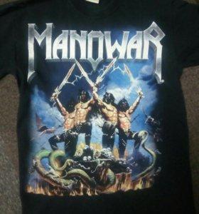 Эксклюзивная футболка с концерта,примерно S,XS