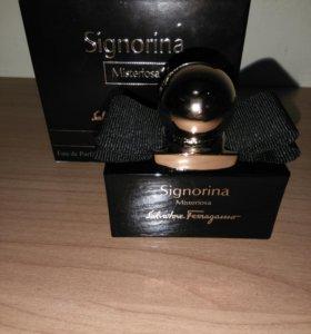 Духи Signorina