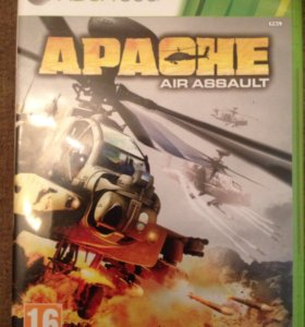 Игра для Xbox 360 ( Apache)