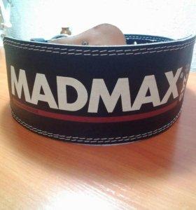 новый пояс для тренажерного зала Mad max