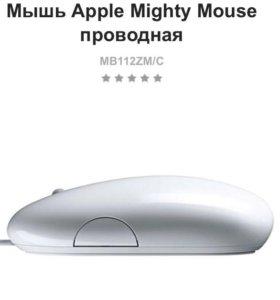 Мышь от Apple проводная