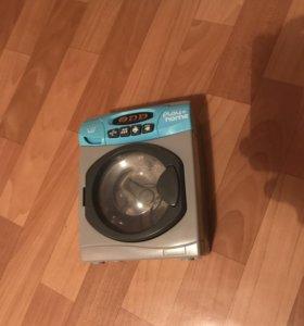 Детский пылесос и стиральная машина