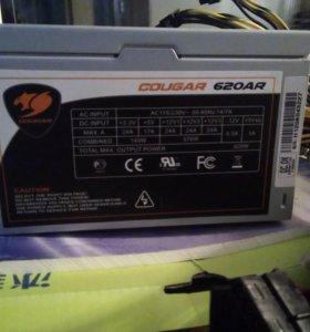 Блок питания компьютерный 620 w новый