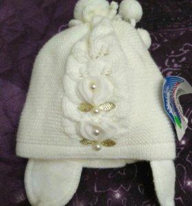 Новые шапочки для новорожденных