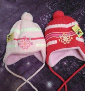 Новые шапочки для новороднных