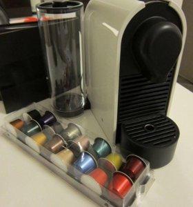 Кофе машина Nespresso.