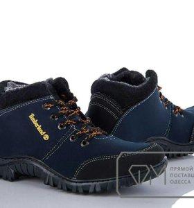 👍 Ботинки мужские нубук новые, 40 - 45 размеры