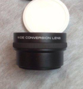 Объектив Panasonic wide conversion lens 46mm