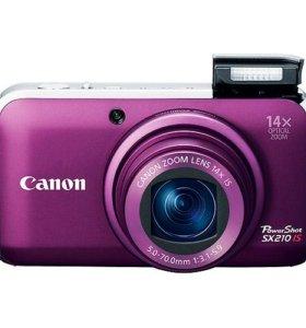 Canon PowerShot SX 210 IS
