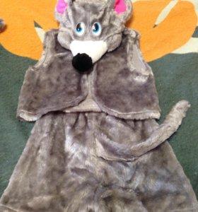 Н/г костюм мышки (р-р 98-116)