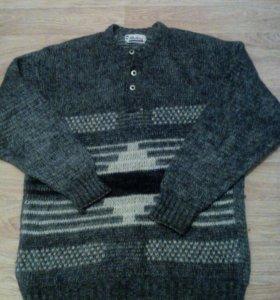 Тёплый свитер/большой размер