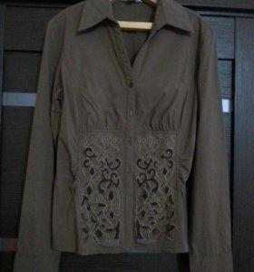 Продам новую блузку с вышивкой (размер L)