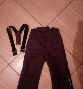 Зимние штаны Reima 98 см