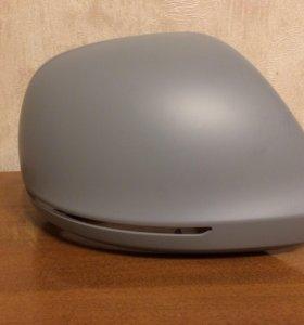 Корпус(кожух) правого зеркала для Q7 4L0857528AGRU
