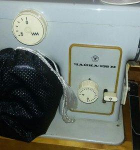 Швейная машинка Чайка 132 М СССР 1991