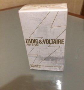 Zadig & Voltaire парфюмерная вода