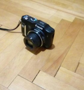 Canon sx 160 is