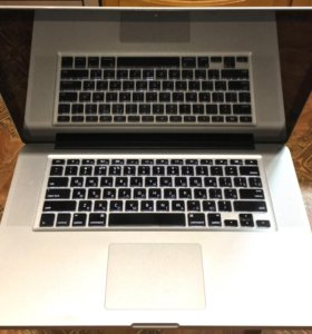 "Apple Macbook Pro 15"" i7 два HDD 500GB A1286 8GB"