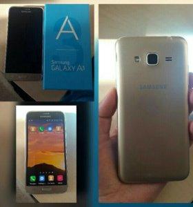Продам Samsung galaxy j 3 2016г