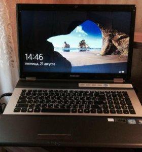 Мультимедийный игровой ноутбук Samsung. Обмен