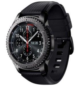 Продам часы Samsung Gear S3 Frontier