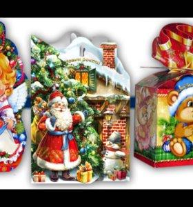 Сладкие новогодние подарки 🎁 Доставка