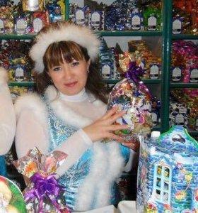 Собираем сладкие новогодние подарочки!